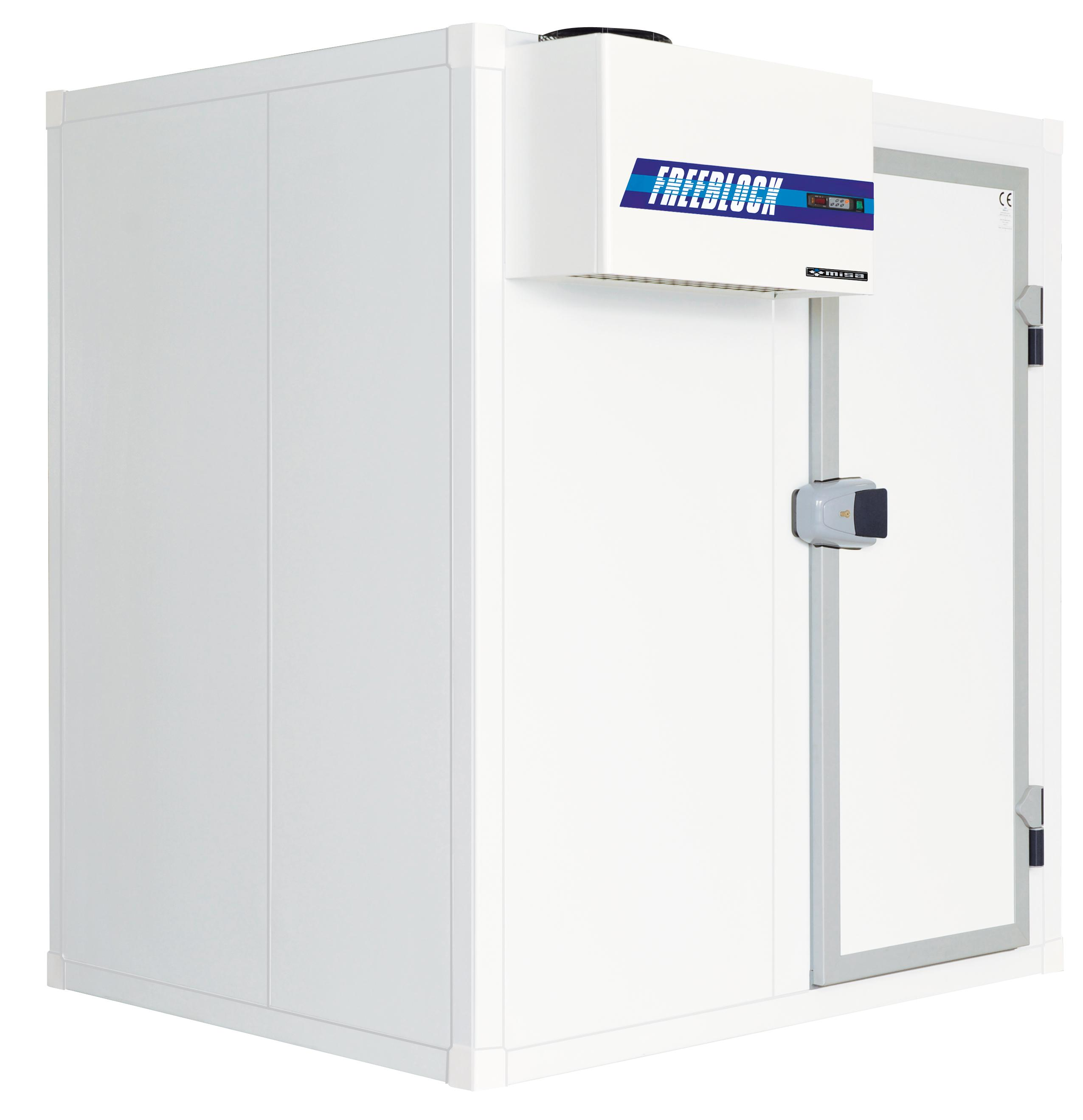 Misa Easy Install -18°C/-21°C Freezer Room with All-in-One FB13N ...