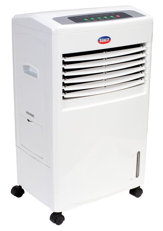 Sealey Sac41 8 Litre Evaporative Air Cooler Aircon247 Com