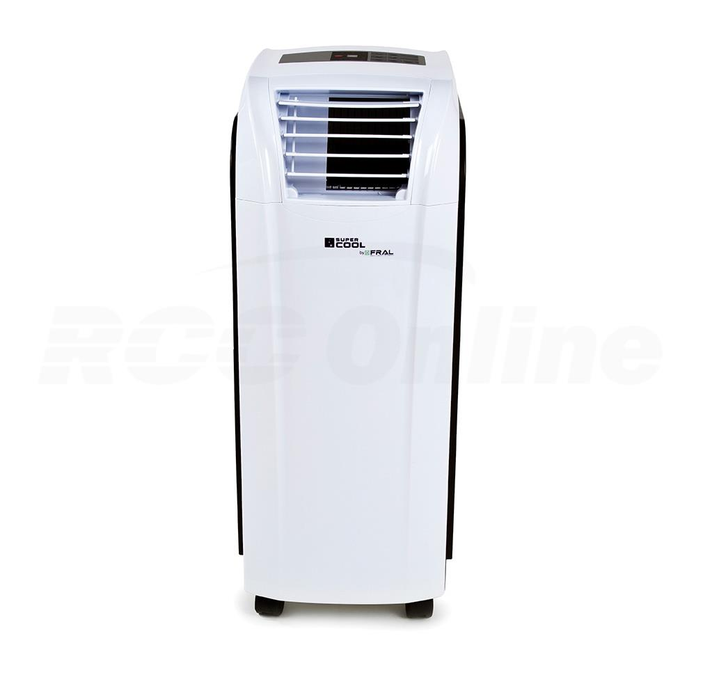 Fral Sc14 4 1kw 14 000btu Portable Air Conditioner Or Spot
