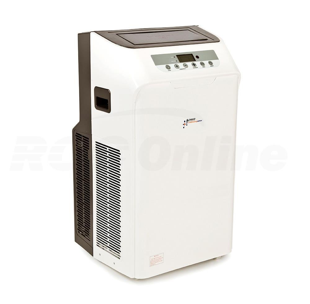 Portable Air Conditioners : Acc kw btu portable air conditioner with up to